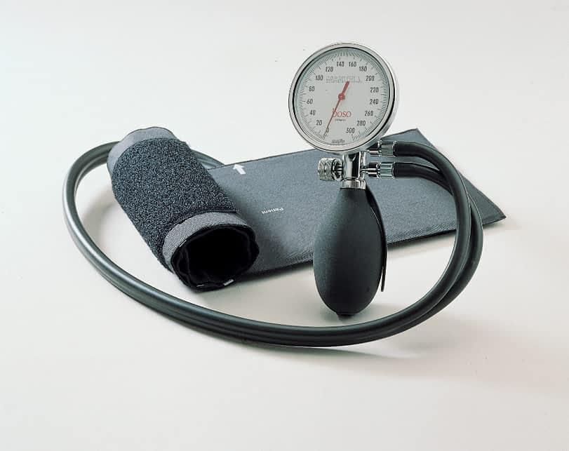 Blutdruckmessgeräte-Check